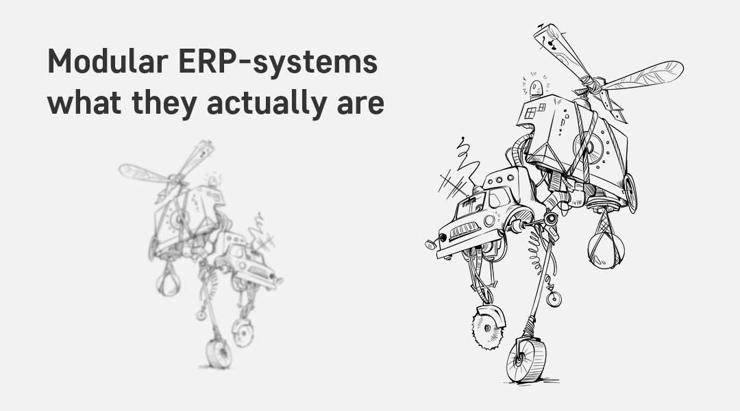 Modular ERP-systems what they actually are